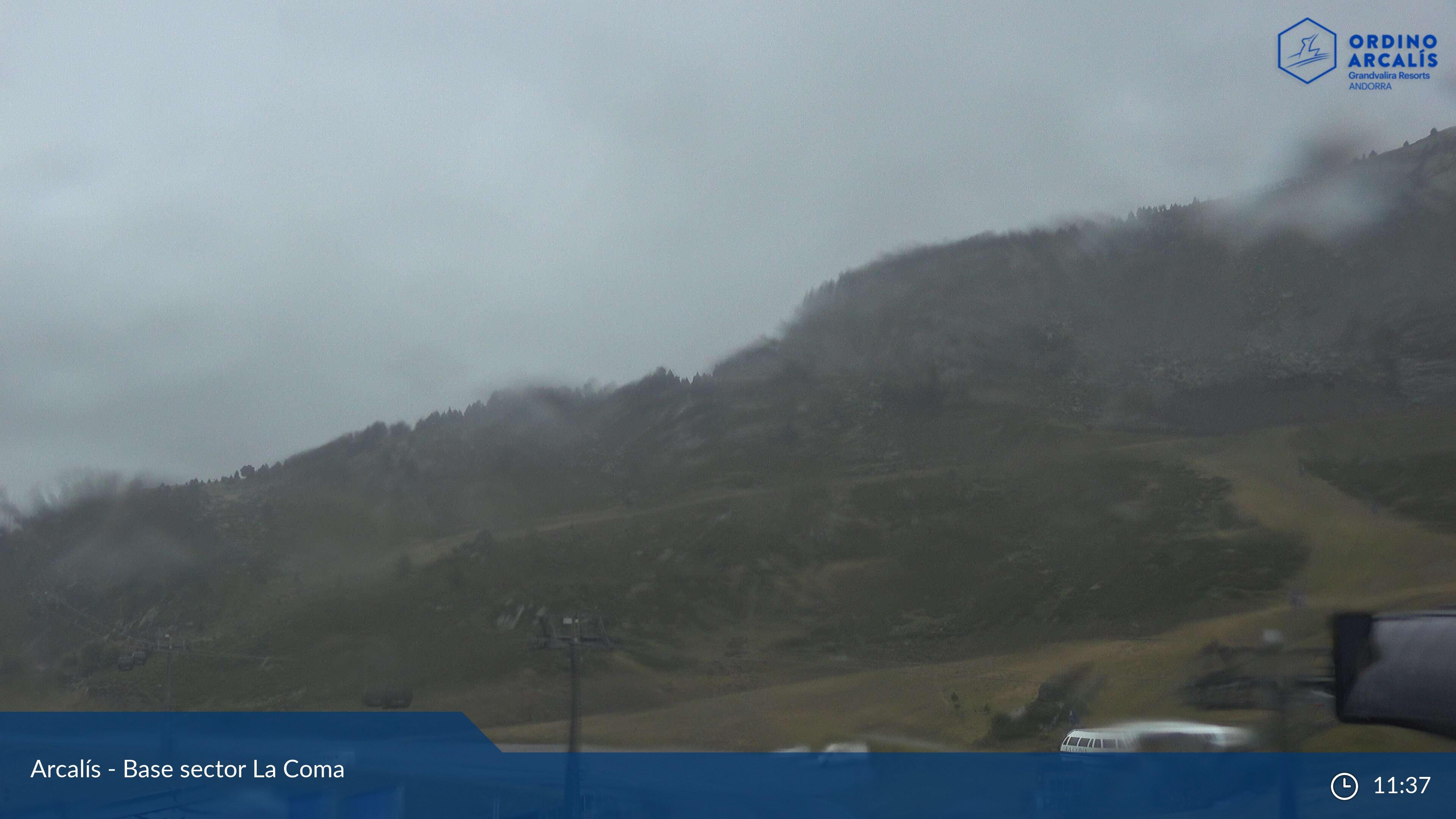 Webcam en La Coma - Feixants