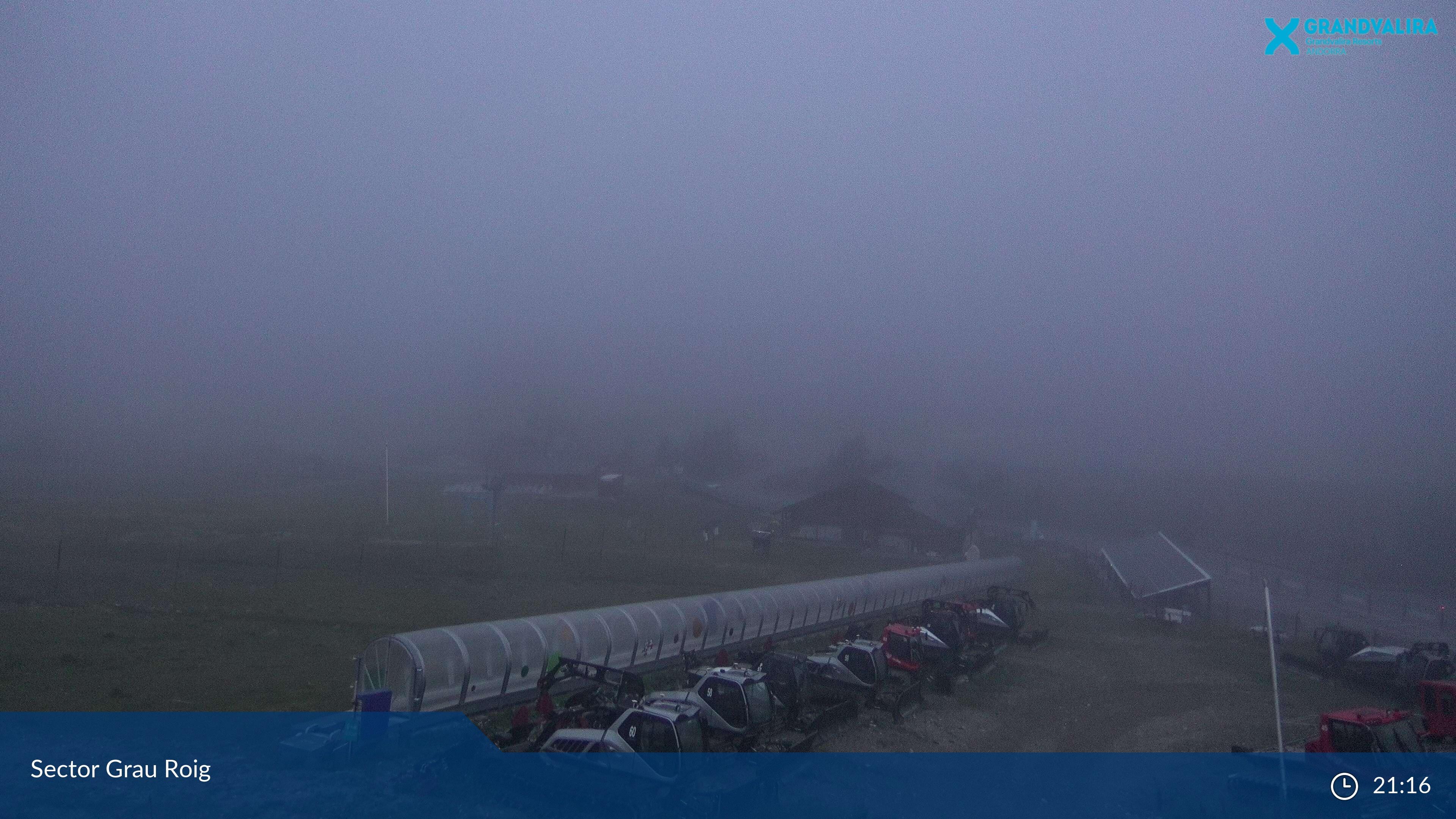 Webcam en Grau Roig - General, Grandvalira (Andorra)