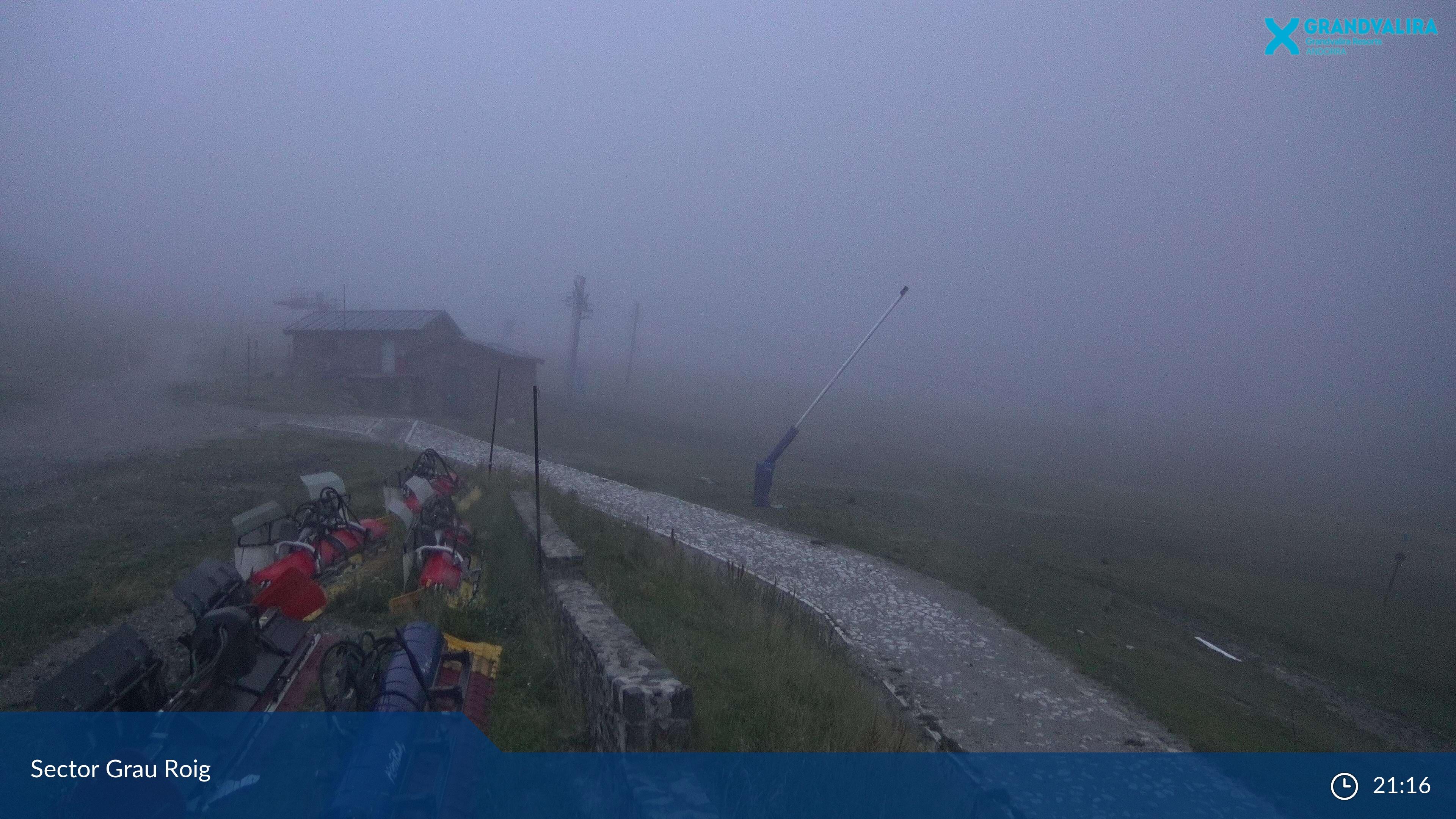 Webcam en Grau Roig - Piolet