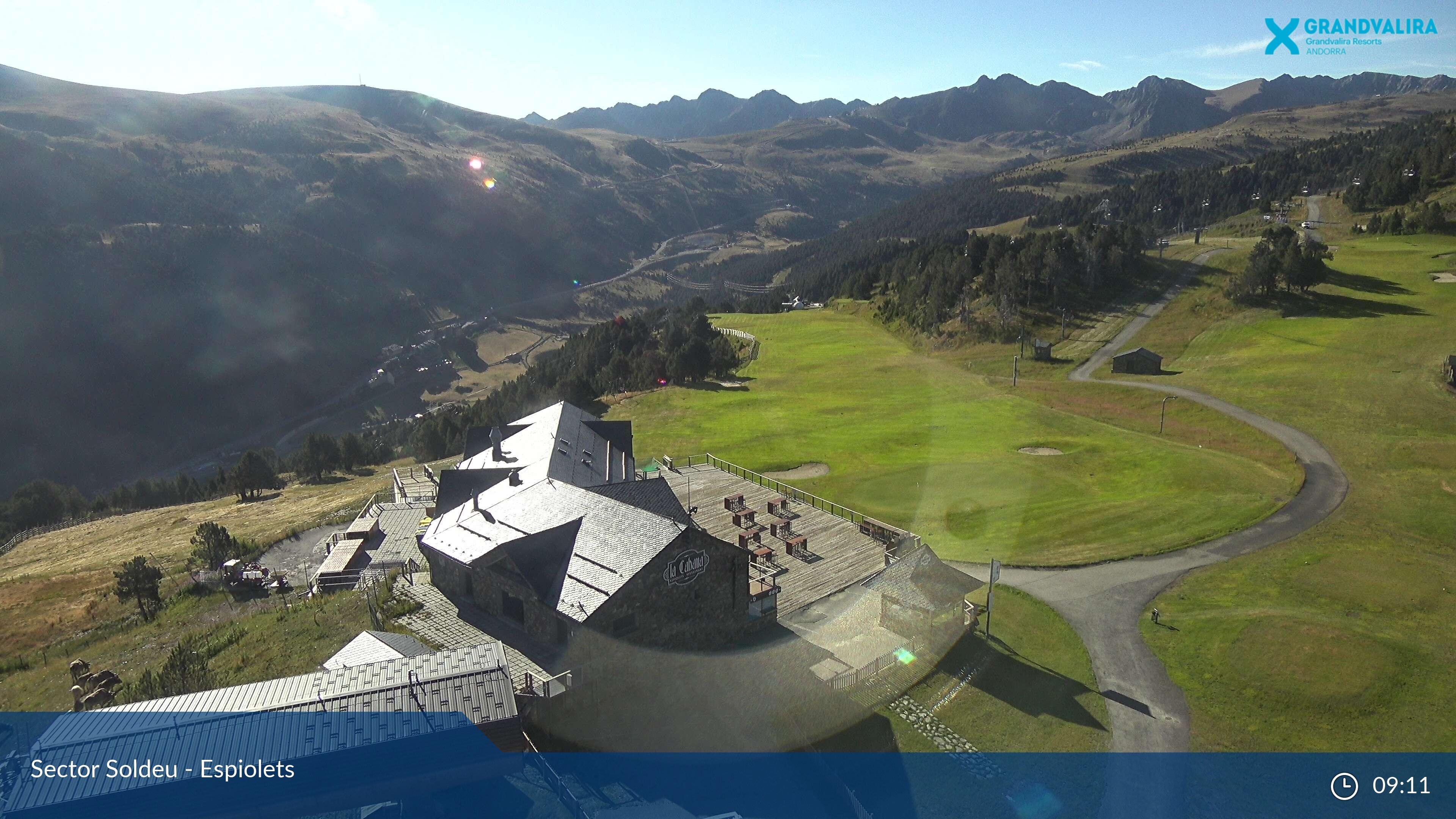 Webcam de Soldeu - Port d´Envalira