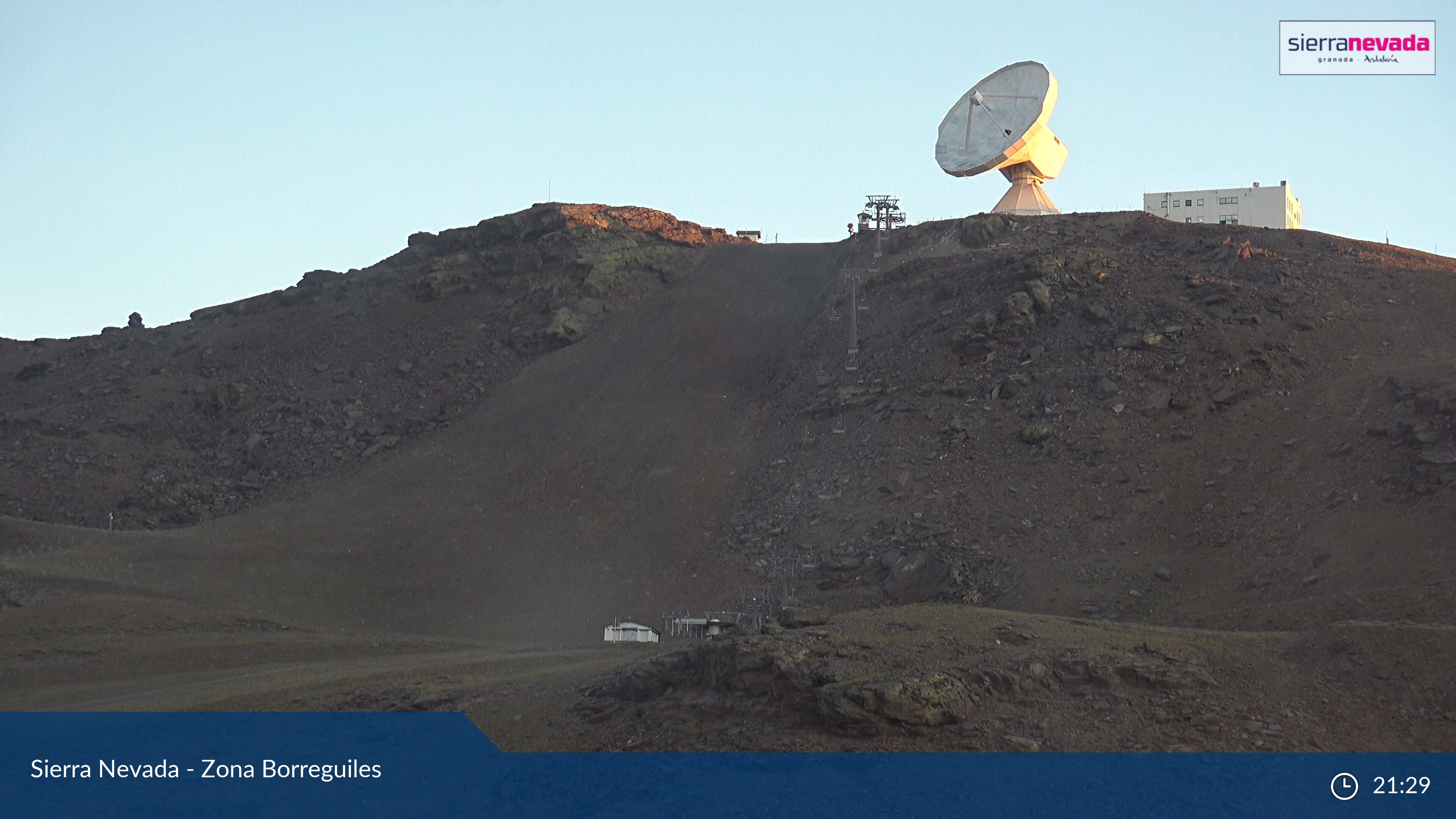 La Visera - Radiotelescopio