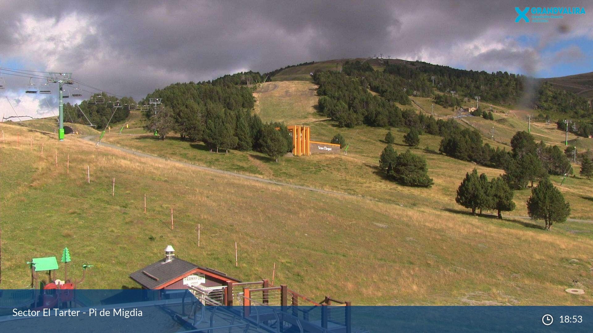 Webcam de El Tarter - Tosa dels Espiolets
