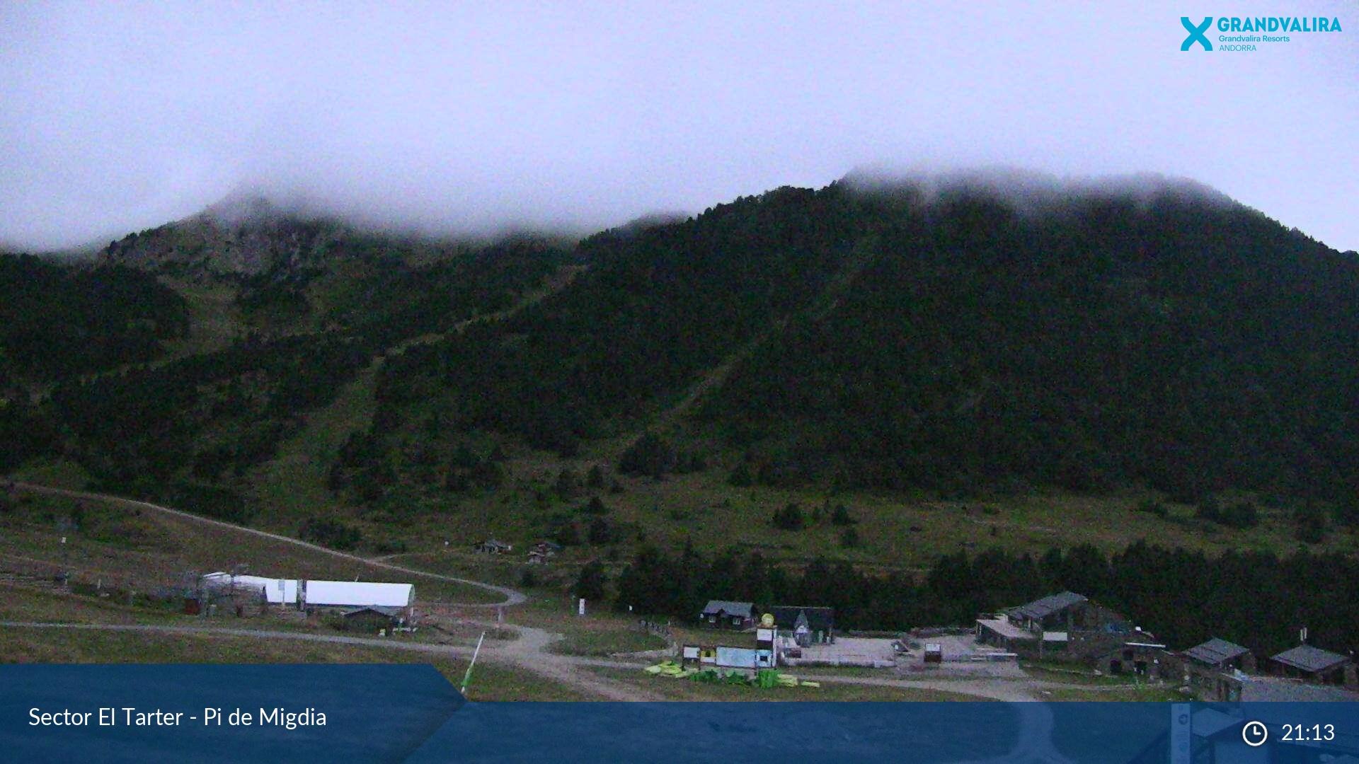 Webcam de El Tarter - Riba Escorxada