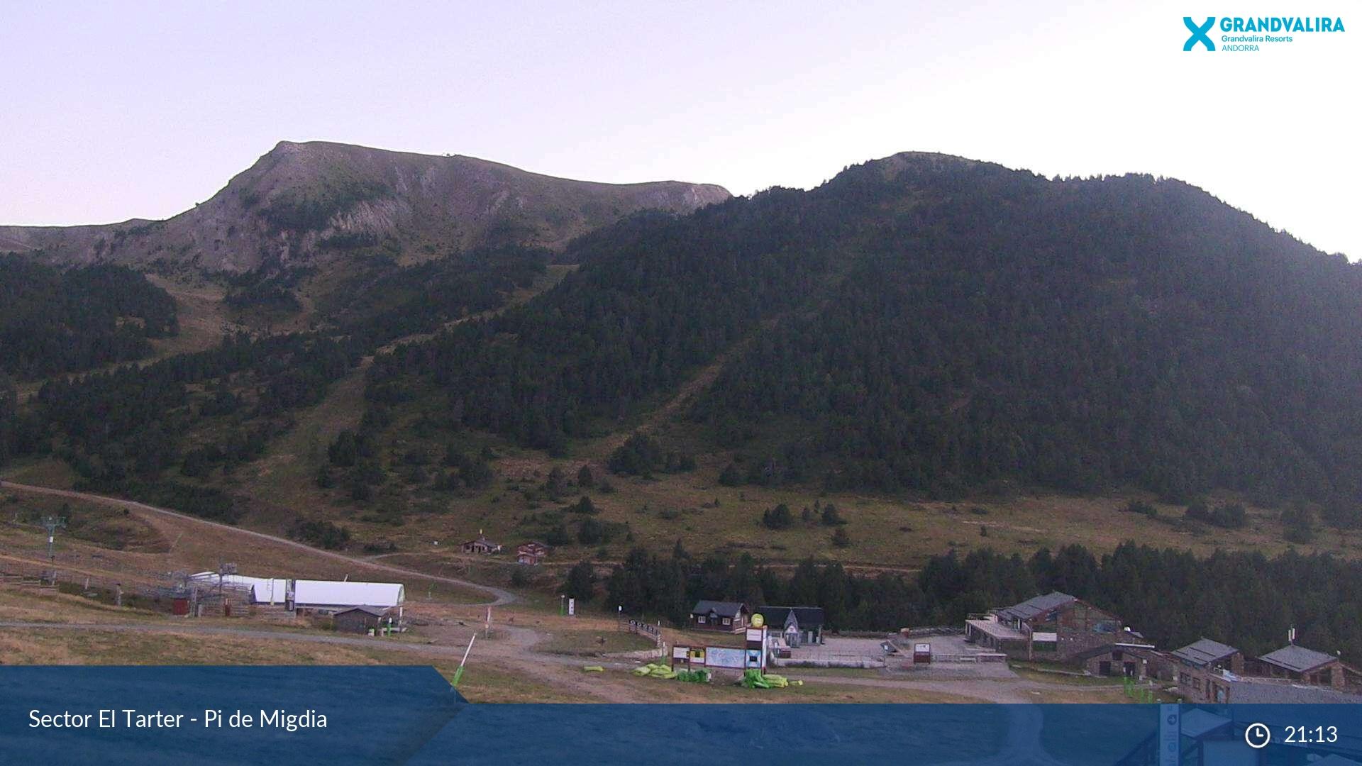 Webcam en El Tarter - Riba Escorxada
